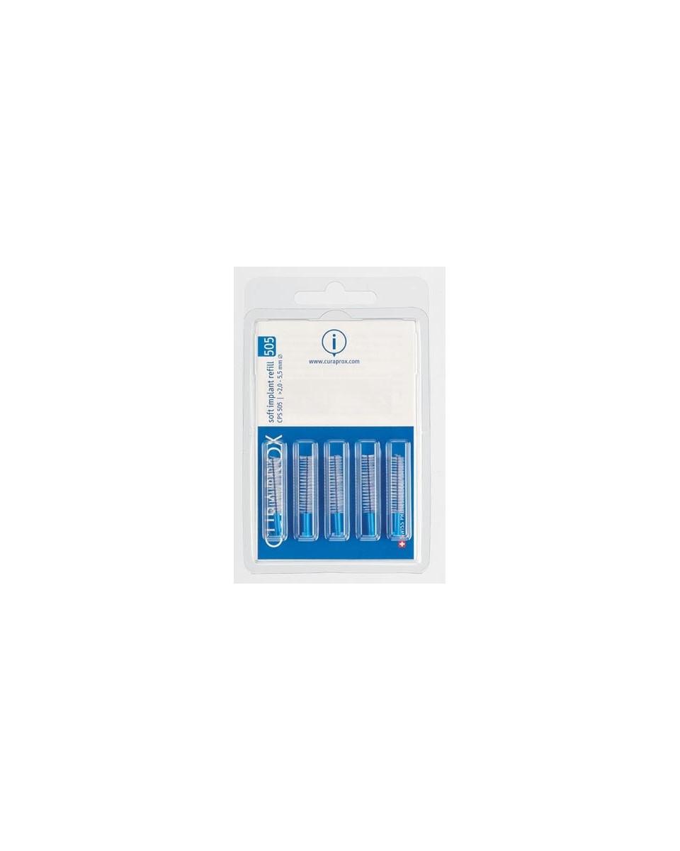 CPS 505 soft implant, bleu